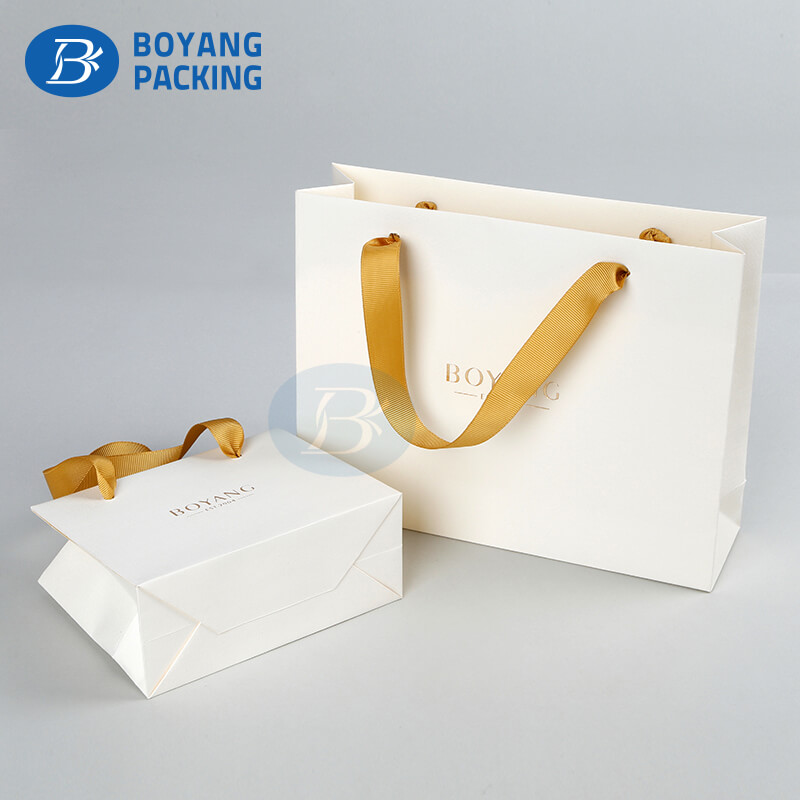 Paper tote bag wholesale