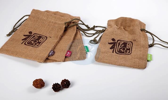 jute jewelry bags wholesale
