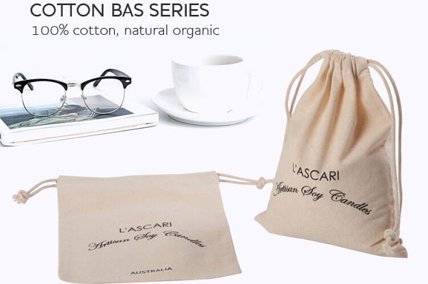 Do you know the 5 characteristics of cotton bags?
