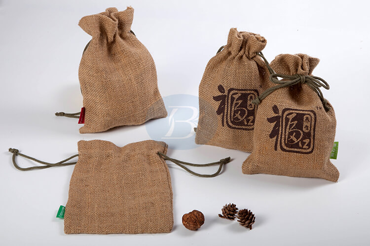 professional custom jute bags wholesale