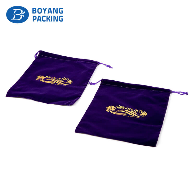 Exquisite Logo printing dust bags wholesale factory