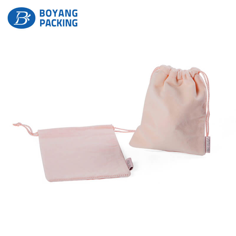 velvet pouch suppliers