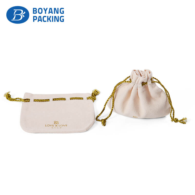 drawstring pouches for jewelry
