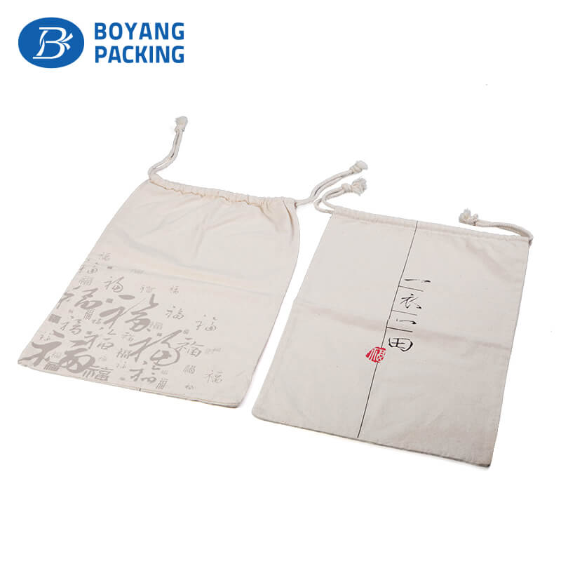 Wholesale canvas bags factory
