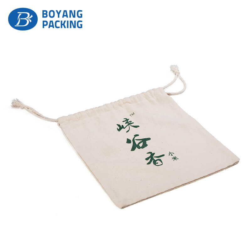 printed cotton bags factory