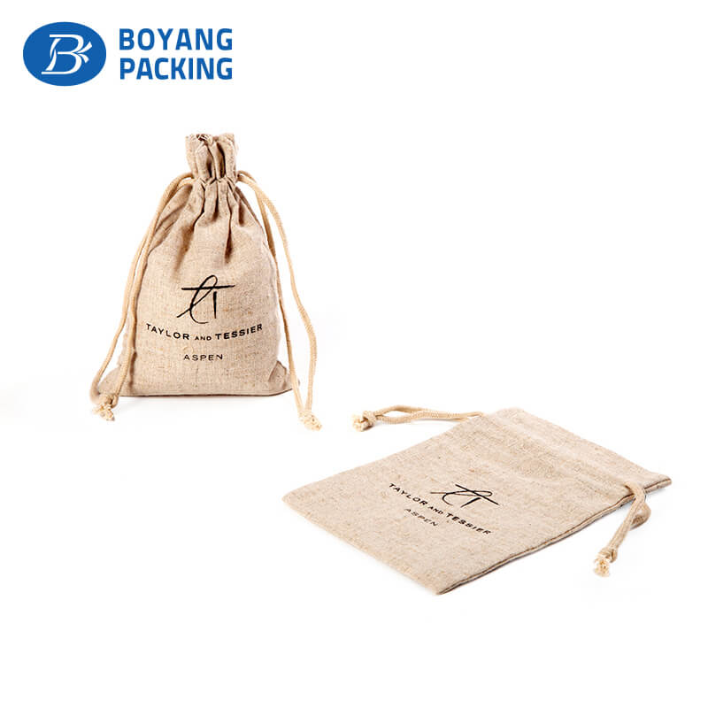 personalized jute bags factory
