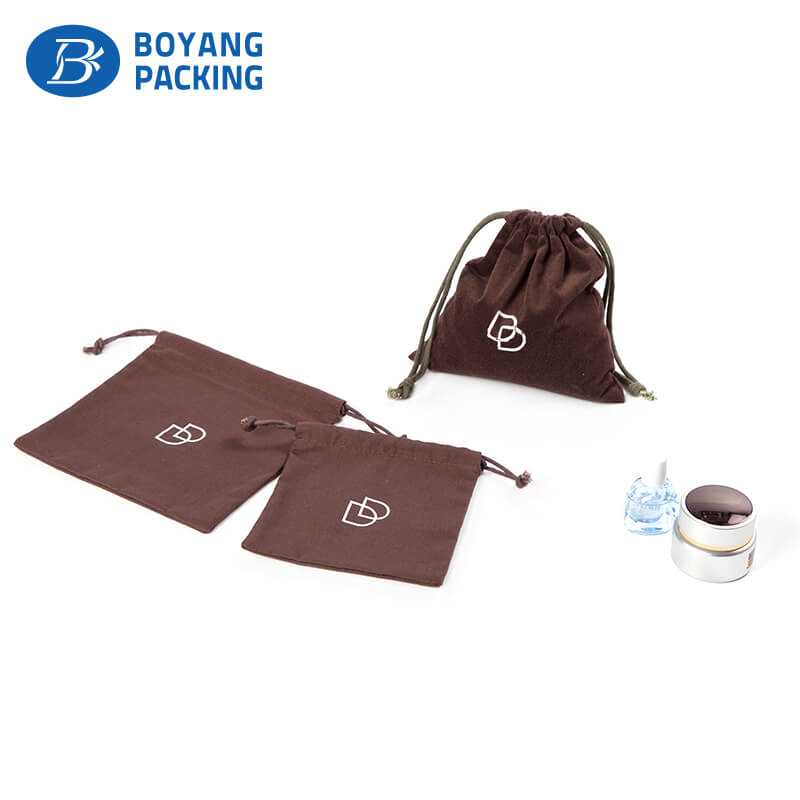 cotton drawstring pouch manufacturers