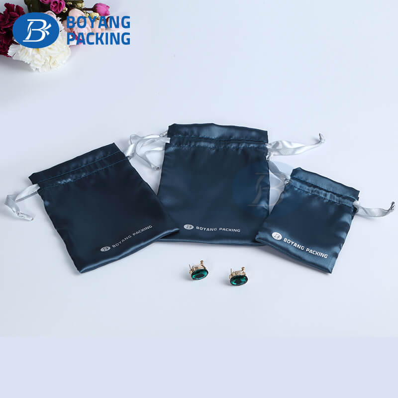 Satin bags wholesale