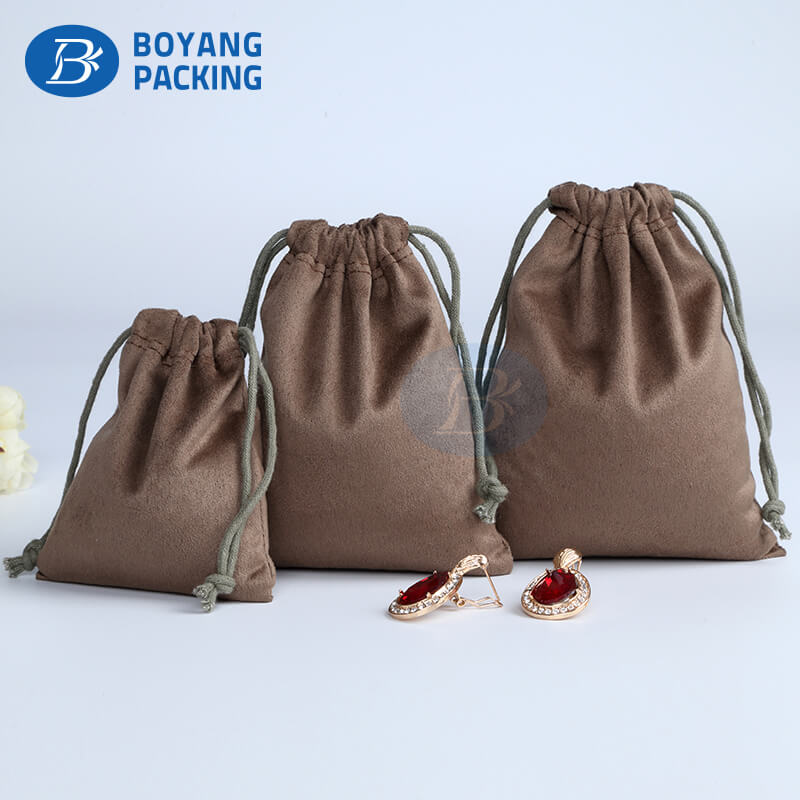 drawstring pouches gift bags