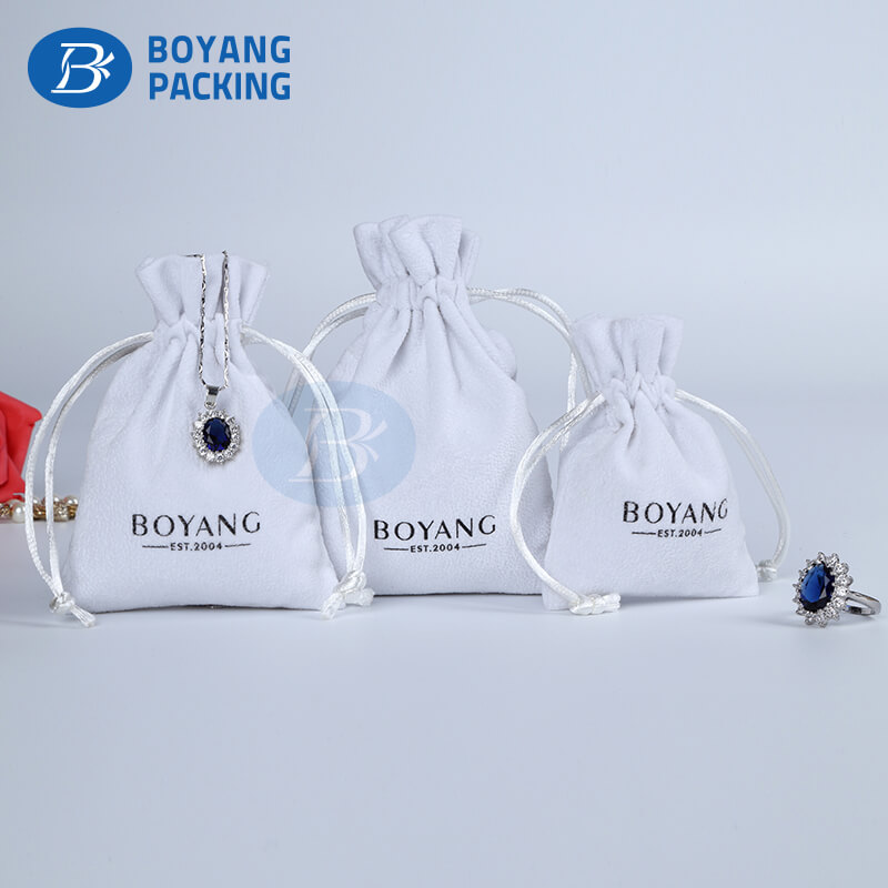 jewelry pouch manufacturer