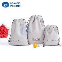 Custom drawstring pouch, Cotton drawstring bags Wholesale