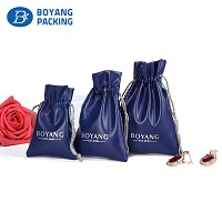 Custom velvet pouches jewelry bags wholesale
